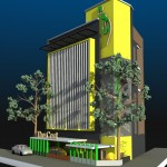 Jasa desain rumah Bandung