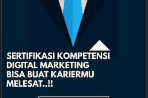 Pentingnya Sertifikasi Digital Marketing Untuk Karir Anda..!!