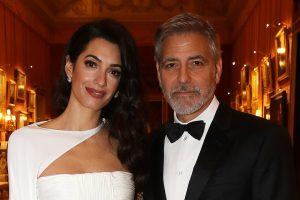 Bagaimana Anda Bisa Bergaul dengan George dan Amal Clooney di Rumah Mereka di Danau Como