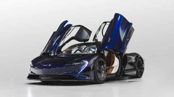McLaren & Hermès Bermitra untuk Membangun Mobil Ini — dan Hanya Ada Satu di Dunia