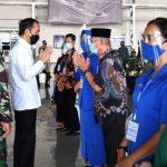 Lebaran Kedua di Tengah Pandemi, Jokowi: Berat Tapi Kesehatan dan Keselamatan yang Utama