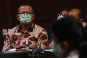Pesan Edhy Prabowo ke Anaknya: Tetap Semangat