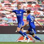 Leicester pecundangi MU, Manchester Town resmi juara Liga Premier