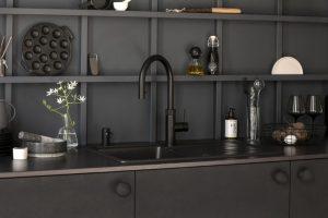 Konsep inovatif Quooker tentang keran air mendidih telah berkembang menjadi dapur penting bagi jutaan rumah tangga