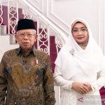 Wapres akan jalankan Shalat Idul Fitri di kediaman resmi