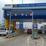 Awas Covid-19! 430 Ribu Mobil Lintasi Tol Trans Sumatera