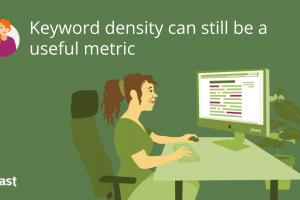 Kepadatan kata kunci masih bisa menjadi metrik yang berguna • Yoast