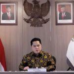 Menteri Erick Percepat Pembentukan Preserving BUMN Pangan