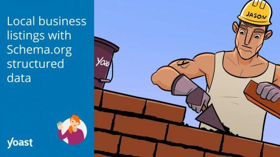 Cantuman bisnis lokal dengan knowledge terstruktur Schema.org • Yoast