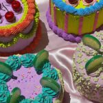 Jasmine Archie Membuat Kue Palsu Terbaik di Internet