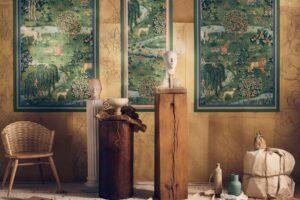 Apakah William Morris adalah nenek moyang dari Grandmillennial Style?  Pola Morris & Co. Ini Menjadi Kasus