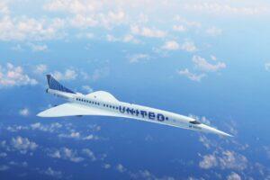 United Airlines Memiliki Rencana Besar Dengan Jet Supersoniknya