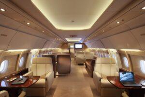 7 Perjalanan Jet Pribadi Mewah untuk Membawa Anda Keliling Dunia