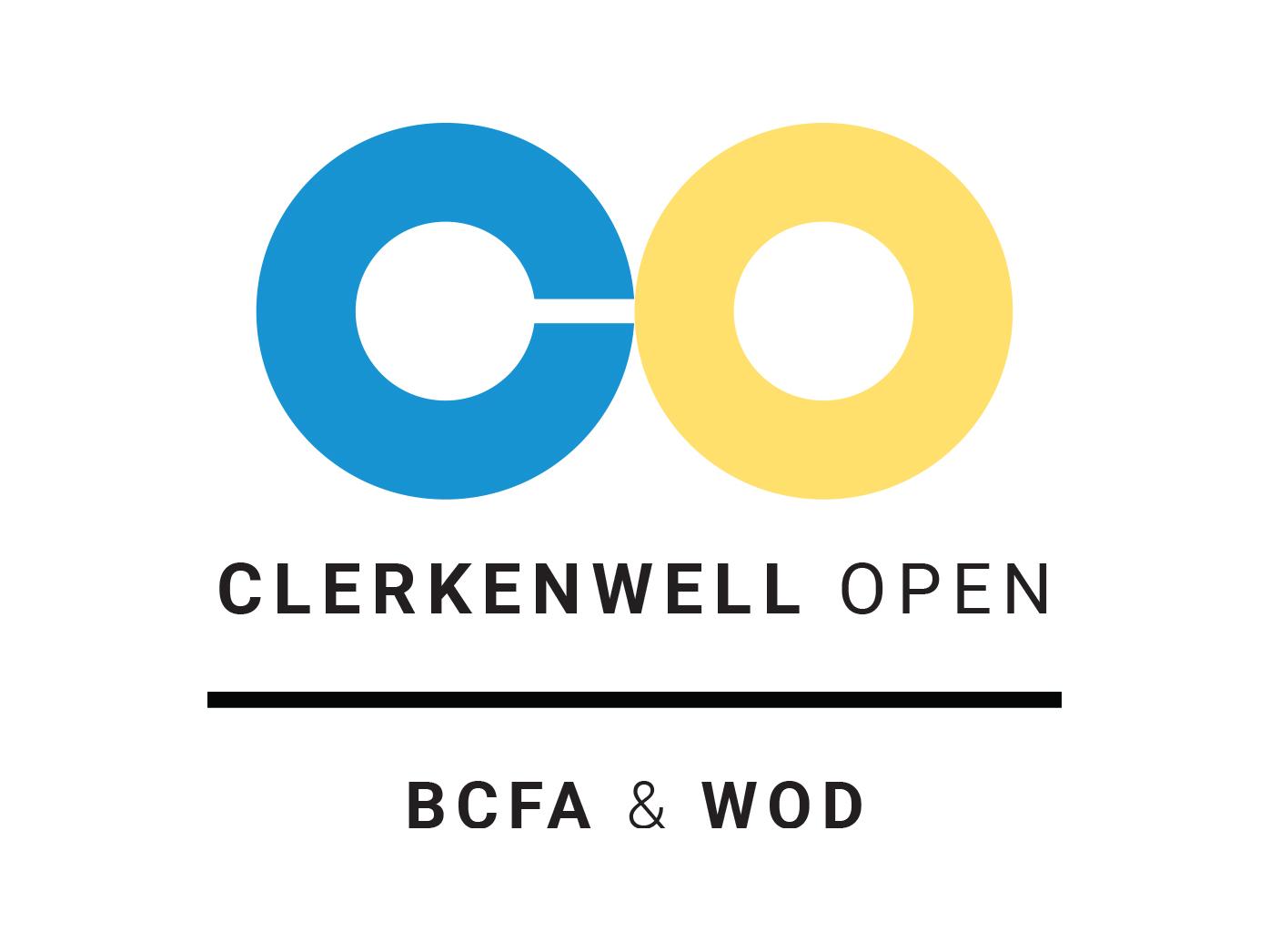 BCFA dan WOD mempersembahkan Clerkenwell OPEN