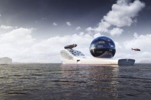 Superyacht Bertenaga Nuklir Ini Lebih Panjang Dari Titanic dan Harganya $700 Juta
