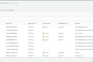 Menggunakan AWS Systems Manager di Lingkungan Cloud Hibrida