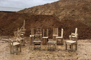 Dalam praktiknya: Budaya Material pada konstruksi dekarbonisasi