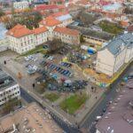 Kompetisi: Istana Jonusas Radvila, Vilnius