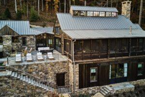 Dorongan Stylish Di Dalam Blackberry Farm ke Real Estate dan Desain Rumah