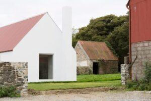 Baltrasna House di Dublin, Irlandia oleh Ryan W Kennihan Architects