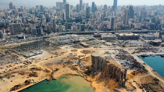 Kompetisi: Rekonstruksi Pelabuhan Beirut