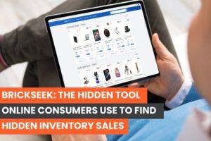 Alat Tersembunyi yang Digunakan Konsumen Online untuk Menemukan Penjualan Inventaris Tersembunyi