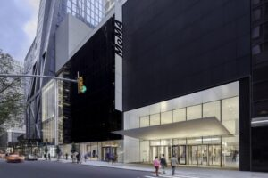 Ekstensi Museum Seni Modern, New York, oleh Diller Scofidio + Renfro