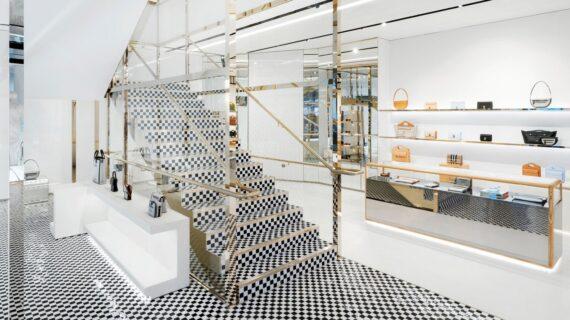 Pierre Yovanovitch Membuka Showroom Furnitur, Louis Vuitton Meluncurkan Gadget Rumah yang Cantik, dan Berita Lainnya