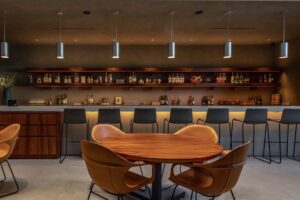 Restoran Baru yang Cantik dengan Perhatian pada Desain