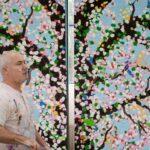 Pameran Baru Damien Hirst di Paris Merayakan Kehidupan Dengan Kekuatan Penuh