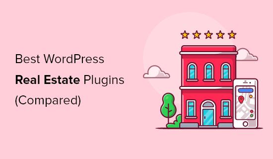 7 Plugin Real Estat WordPress Terbaik Dibandingkan (2021)