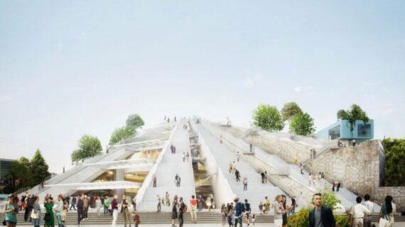 Surat untuk AR: Winy Maas membela Piramida Tirana